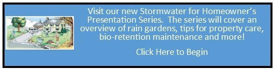 Stormwater Homeowners Banner