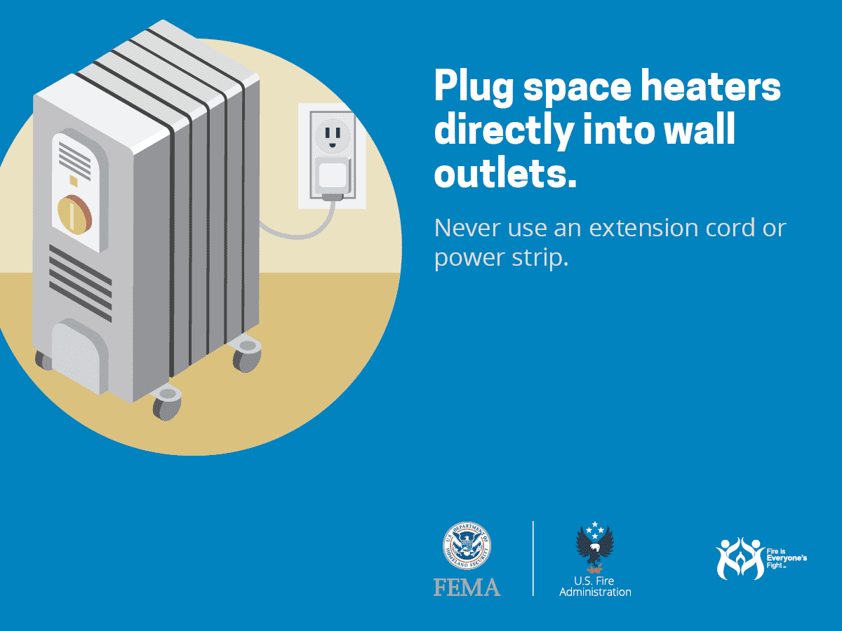Plug Heater Directly Into Wall